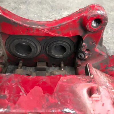 Alfa Romeo Front 4 Pot Caliper Only 1 Pair (No Warranty)