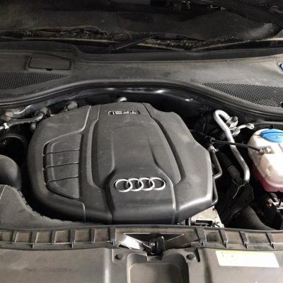 Audi A6 C7.5 Sline Half Cut