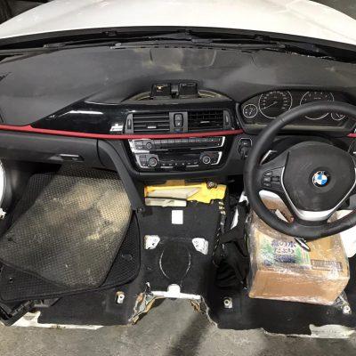 BMW F34 GT 2.8cc Half Cut