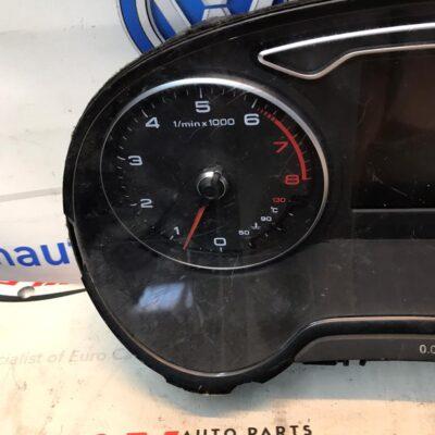 Audi A3 8V0 Meter (No Warranty)