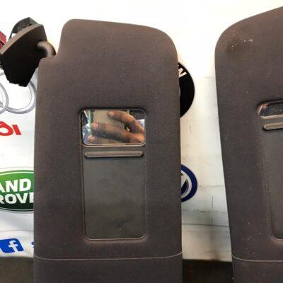 BMW E60 Sun Visor 1 Pair (No Warranty)