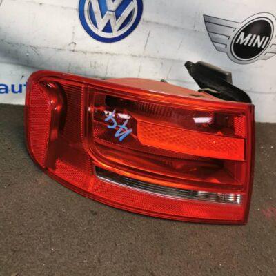 Audi A4 B8 Tail Light Left (Non LED) (No Warranty)