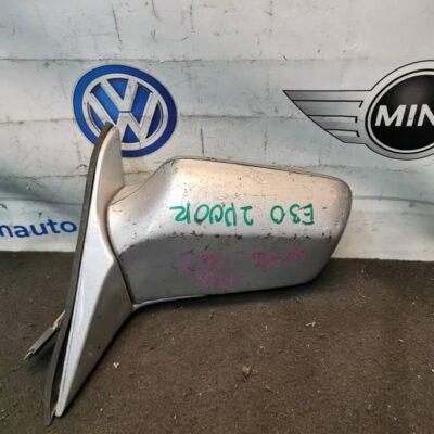 BMW E30 2 Door Side Mirror (No Warranty)