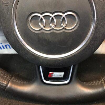 Audi A4 B8 S Line Steering Wheel (No Warranty)